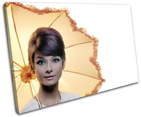 Audrey Hepburn Iconic Celebrities - 13-1943(00B)-SG32-LO